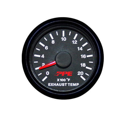 PPE Pyrometer (Exhaust Gas Temperature) Gauge 5170100
