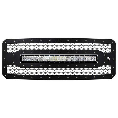 "Rigid Industries 41580 RDS-Series Grille w/ 30"" Light Bar - 1"
