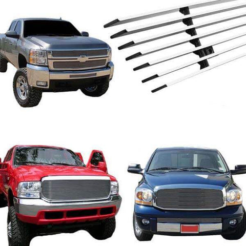 2007.5-10 Duramax LMM 6.6L Exterior Body Accessories