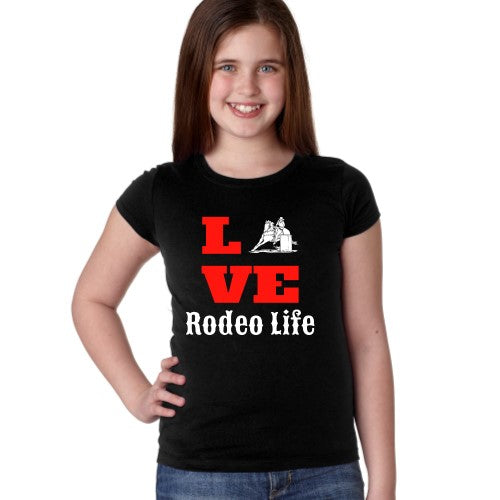 Youth LOVE Rodeo Life