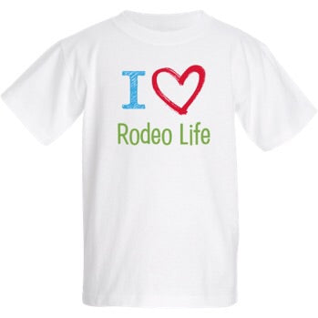 Youth I Love Rodeo Life