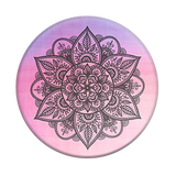 Popsockets Expanding Stand & Grip for Smartphones / Tablets - Charcoal Mandala