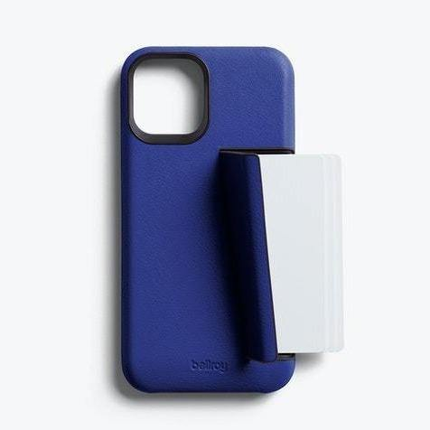 Bellroy Phone Case 3 Card for iPhone 12/12 Pro - Cobalt