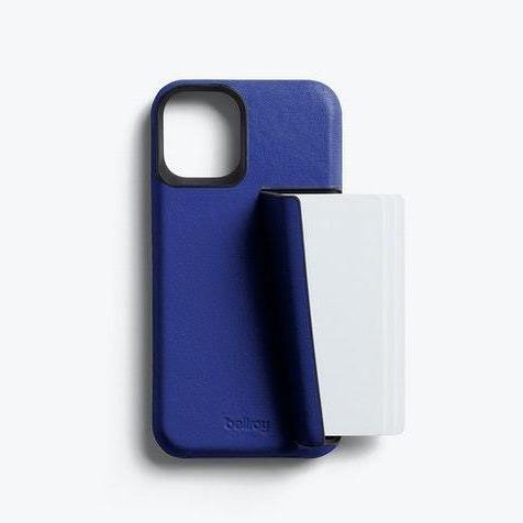 Bellroy Phone Case 3 Card for iPhone 12 Mini - Cobalt