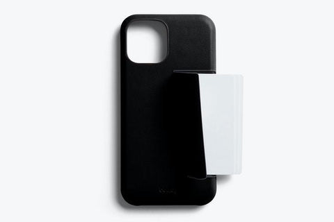 Bellroy Phone Case 3 Card for iPhone 12 Pro Max - Black