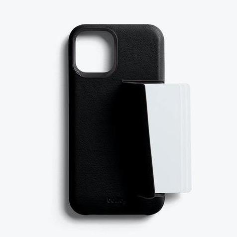 Bellroy Phone Case 3 Card for iPhone 12/12 Pro - Black