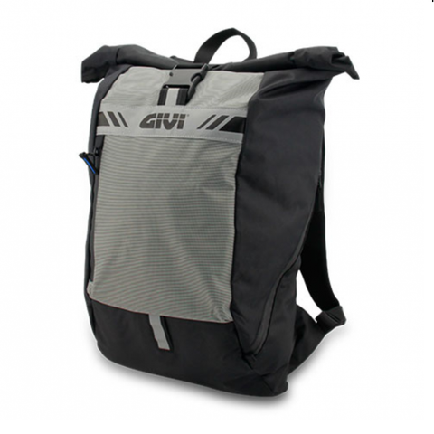 Givi Rider Tech Backpack 15L (RBP02) - Black/Grey