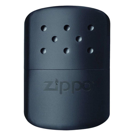 Zippo 12-Hour Black Refillable Hand Warmer (40454)