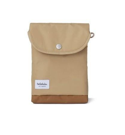 Hellolulu Tess iPad mini Slim Sleeve - Camel - oribags2 - 1