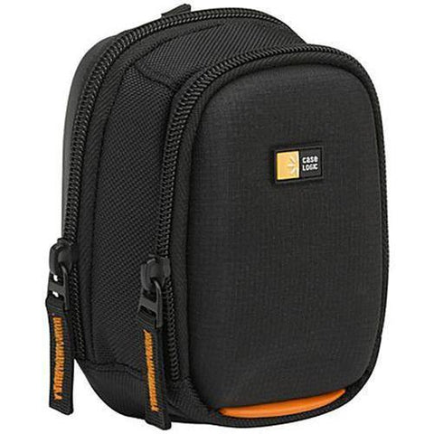 Case Logic Compact Camera/Flash Camcorder Case SLDC202 - Black - oribags2 - 1