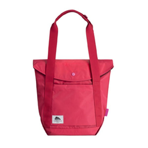 "Hellolulu Kara Nylon 13"" Laptop All Day Tote Bag - Pink - oribags2"