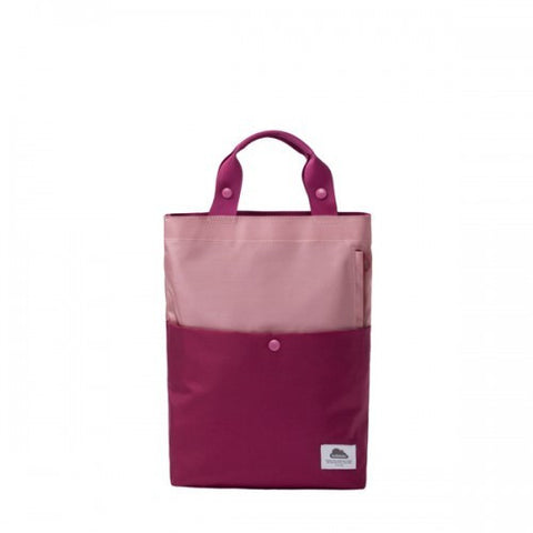 "Hellolulu Isla 2 Tone Nylon Laptop Carrier 13"" - Mulberry - oribags2 - 1"