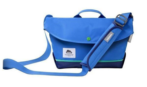 "Hellolulu Hayden Nylon All Day Messenger Bag 13"" -  Dutch Blue - oribags2"
