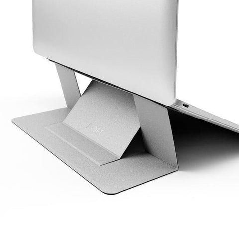 MOFT World's First Invisible Laptop Stand - Silver