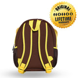 Nohoo Kids Backpack Elephant Design - Brown