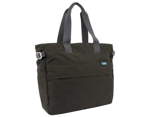 "STM Compass Small Laptop Tote 13"" - Graphite - oribags2 - 1"