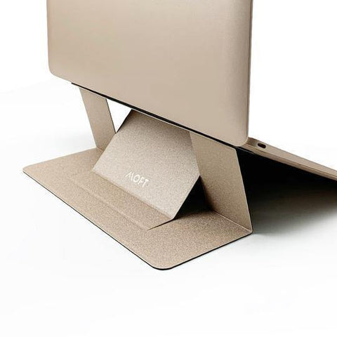MOFT World's First Invisible Laptop Stand - Gold