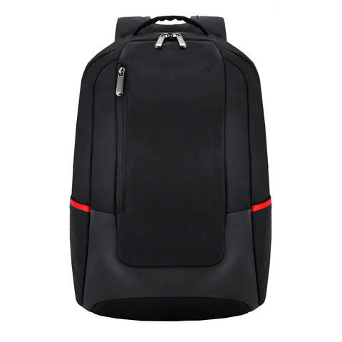 Bagman S02-003LAP-03 Laptop Backpack - Red - oribags2 - 1