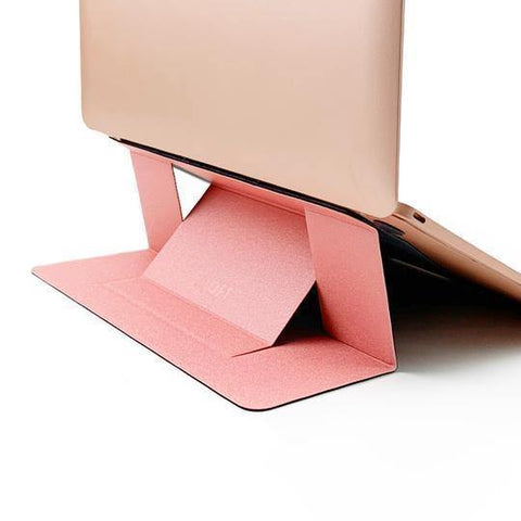 MOFT World's First Invisible Laptop Stand - Pink