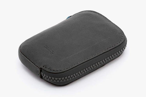 Bellroy All-Conditions Leather Wallet - Charcoal