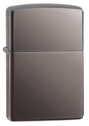 Zippo Classic Black Ice Windproof Lighter (150)