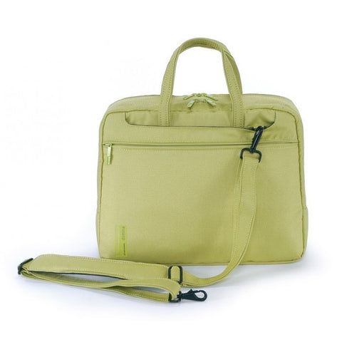 "Tucano Domina 15.4"" Laptop Bag Medium - Green - oribags2 - 1"
