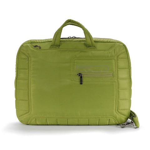 Tucano Tarta Laptop Bag - Green - oribags2 - 1