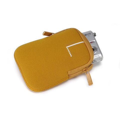 Tucano Colore Camera Pouch - Orange - oribags2 - 1