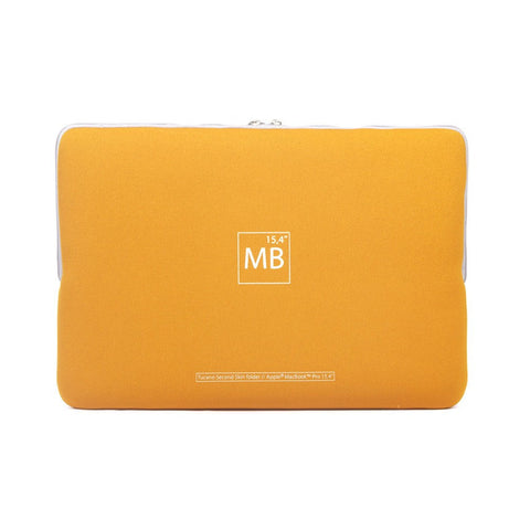 "Tucano Second Skin Elements Laptop Sleeve 15"" - Yellow - oribags2 - 1"