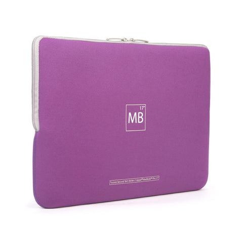 "Tucano Second Skin Elements Laptop Sleeve 17"" - Violet - oribags2 - 1"