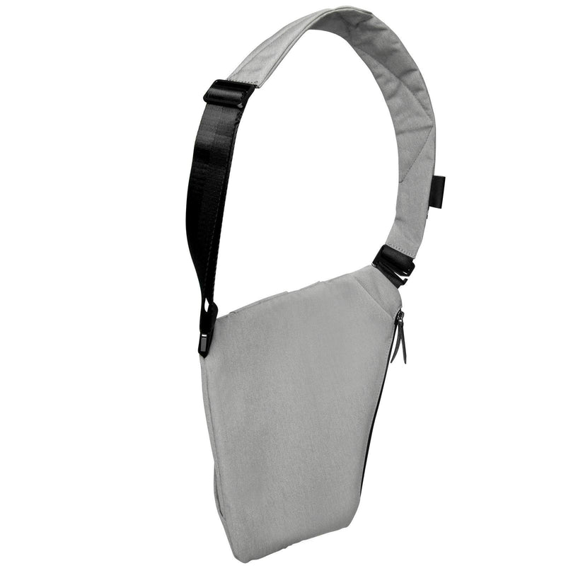 NIID Neo (Right Handed) Sling Bag Crossbody Chest Pack - Light Grey - Oribags.com