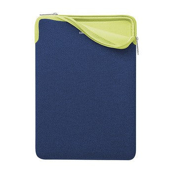 Cote&Ciel Zippered Sleeve Diamond Grip for Macbook 11'' - Pacific Blue - oribags2 - 1