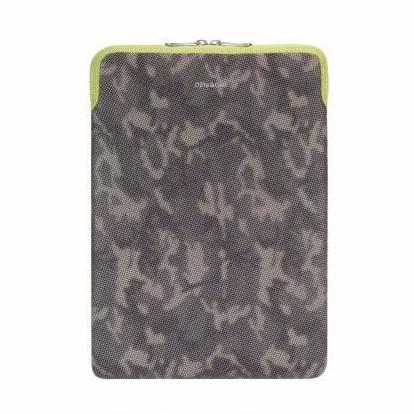 Cote&Ciel Zippered Sleeve Diamond Grip for Macbook 15'' - Camouflage - oribags2 - 1