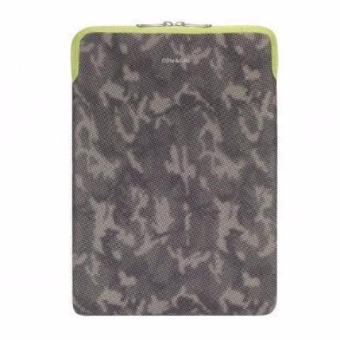 Cote&Ciel Zippered Sleeve Diamond Grip for Macbook 11'' - Camouflage - oribags2