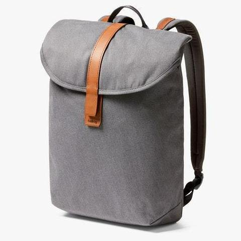 Bellroy Slim Backpack - Mid Grey