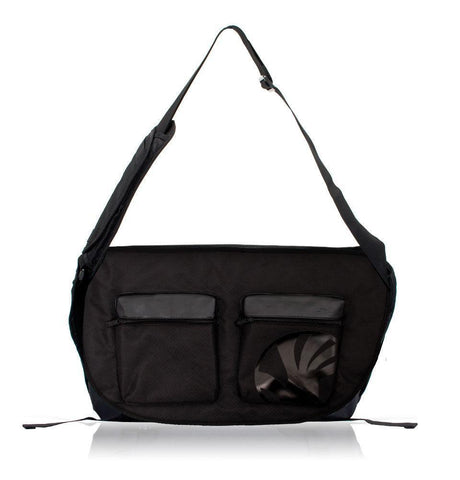 Slappa Large Messenger Bag - 2 Pockets