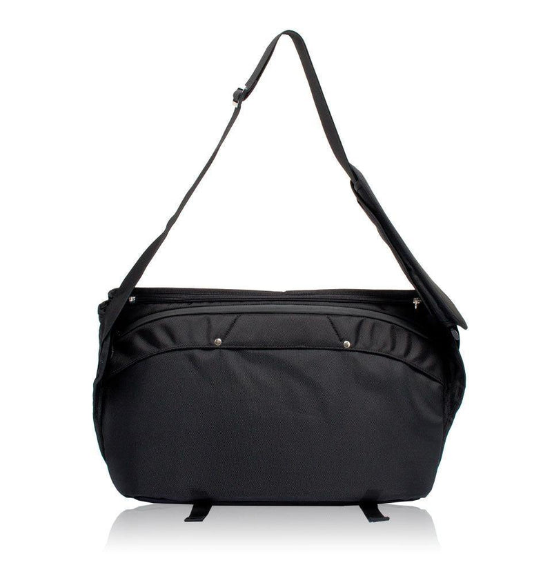 Slappa Large Messenger Bag - 2 Pockets - Oribags.com