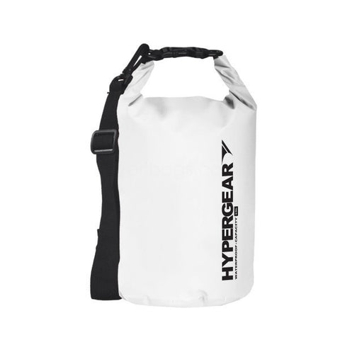 Hypergear Dry Bag 10L - White - oribags2