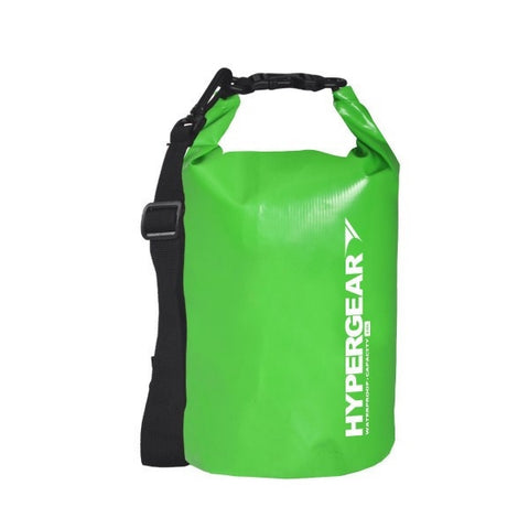 Hypergear Dry Bag 10L - Green - oribags2