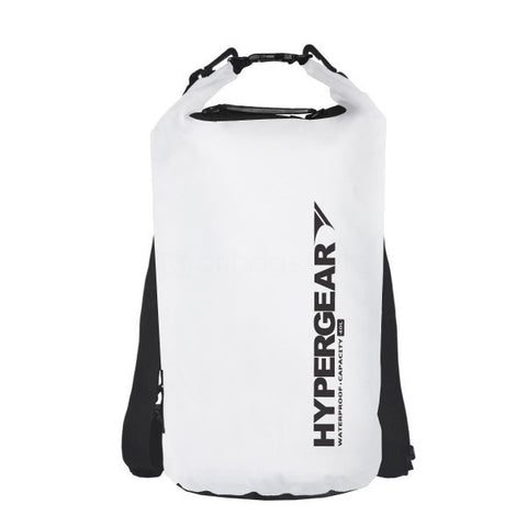 Hypergear Dry Bag 30L - White - oribags2