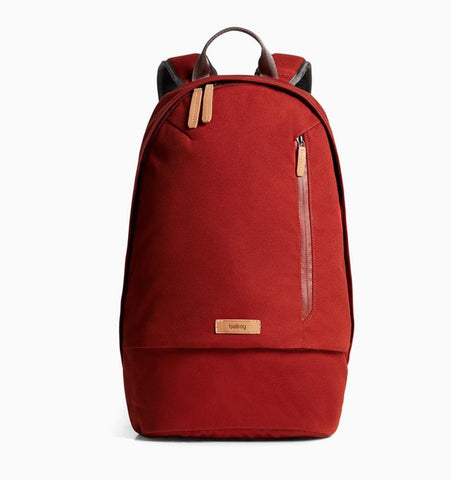 Bellroy Campus Backpack - Red Orche