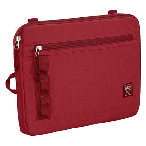 "STM Arc 15"" Laptop Sleeve - Red"