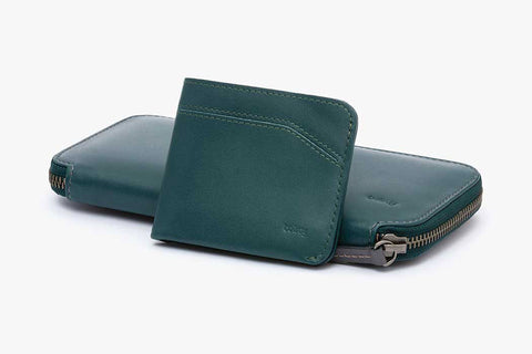 Bellroy Carry Out Wallet - Teal - oribags2 - 1