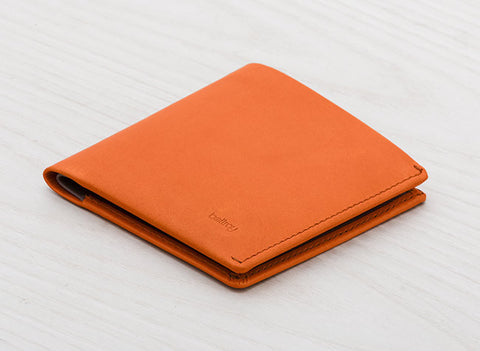 Bellroy Note Sleeve - Burnt Orange - oribags2 - 1
