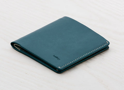 Bellroy Note Sleeve - Teal - oribags2 - 1