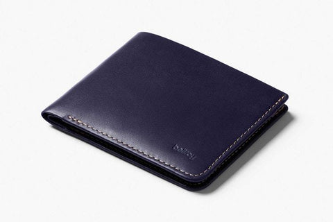 Bellroy The Square Wallet - Navy