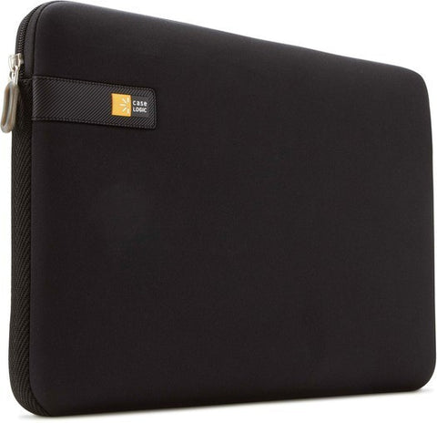 "Case Logic 13.3"" Laptop and MacBook Sleeve LAPS113 - Black - oribags2 - 1"