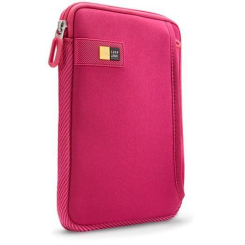 "Case Logic iPad® mini / 7"" Tablet Sleeve with Pocket TNEO108 - Pink - oribags2 - 1"