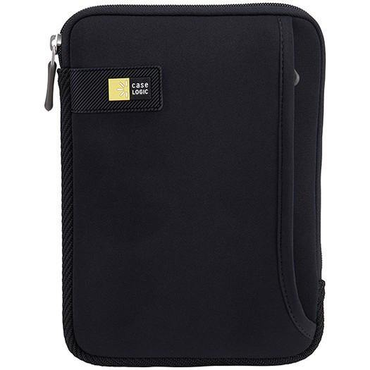 "Case Logic iPad mini / 7"" Tablet Sleeve with Pocket TNEO108 - Black - oribags2 - 2"