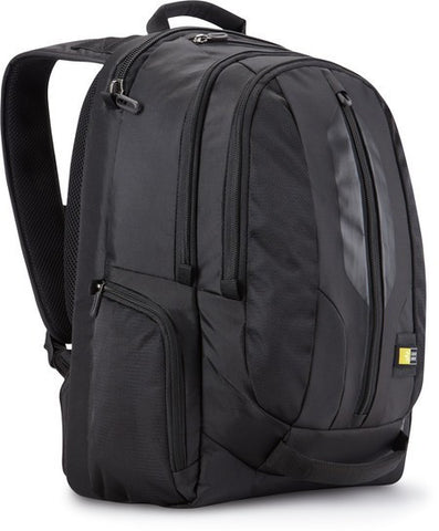 "Case Logic 17.3"" Laptop Backpack RBP217 - Black - oribags2 - 1"